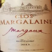 玛若嘉酒庄玛格莱恩园干红葡萄酒(Chateau Marojallia Clos Margalaine,Margaux,France)
