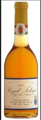 皇家托卡伊贝尔斯马斯托卡伊阿苏5筐贵腐甜白葡萄酒(The Royal Tokaji Wine Company Birsalmas Aszu Tokaji 5 ...)