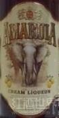 阿玛罗拉利口酒(Amarula Marula Fruit Cream Liqueur, South Africa)