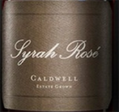 考德威尔西拉混酿桃红葡萄酒(Caldwell Vineyard Syrah Rose,Napa Valley,America)