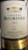 布蒂酒庄干红葡萄酒(Chateau Bourdieu,Cotes de Bordeaux Blaye,France)