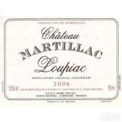 马蒂雅酒庄甜白葡萄酒(Chateau Martillac,Loupiac,France)
