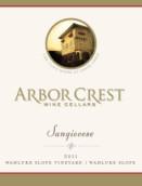 阿伯峰桑娇维塞干红葡萄酒(Arbor Crest Sangiovese,Wahluke Slope,USA)