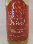 穿越酒庄精选雷司令半干白葡萄酒(Chateau Grand Traverse Select Semidry Riesling, Old Mission Peninsula, USA)