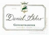 丹尼尔格尔斯琼瑶浆干白葡萄酒(圣玛利亚谷)(Daniel Gehrs Gewurztraminer, Santa Maria Valley, USA)