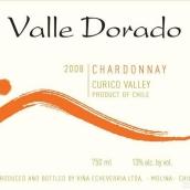 埃切维里亚威尔剑鱼霞多丽干白葡萄酒(Echeverria Valle Dorado Chardonnay, Curico Valley, Chile)