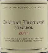 卓龙酒庄红葡萄酒(Chateau Trotanoy,Pomerol,France)