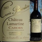 Chateau Lamartine Cuvee Particuliere,Cahors,France