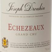 约瑟夫杜鲁安依瑟索园干红葡萄酒(Joseph Drouhin Echezeaux,Cote de Nuits,France)