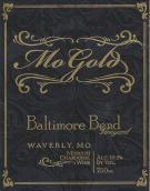 本德莫金系列沙多内尔干白葡萄酒(Baltimore Bend Vineyard Mo Gold Chardonel,Missouri,USA)