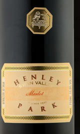 亨利园梅洛干红葡萄酒(Henley Park Merlot,Swan Valley,Australia)