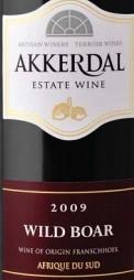 阿可黛瓦伊德宝味而多-品丽珠干红葡萄酒(Akkerdal Wild Boar Petit Verdot-Cabernet Franc,Franschhoek ...)