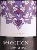 绅士23精选西拉干红葡萄酒(Zilzie Selection 23 Shiraz, Big Rivers, Australia)