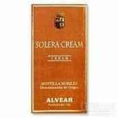 Alvear Solera Cream Sherry,Montilla-Moriles,Spain