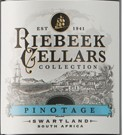 利比克皮诺塔吉干红葡萄酒(Riebeek Cellars Pinotage,Swartland,South Africa)