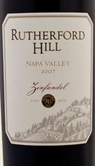 卢瑟福山仙粉黛波特风格加强酒(Rutherford Hill Zinfandel Port,Napa Valley,USA)