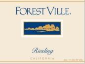福雷斯特维尔雷司令干白葡萄酒(ForestVille Riesling,California,USA)