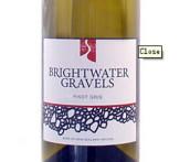 清水之石灰皮诺干白葡萄酒(Brightwater Gravels Pinot Gris,Nelson,New Zealand)