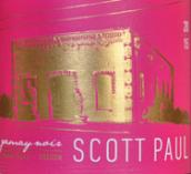 斯科特保罗黑佳美桃红葡萄酒(Scott Paul Gamay Noir Rose,Oregon,USA)
