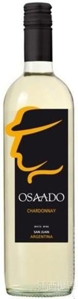 高丽雅欧莎多霞多丽干白葡萄酒(Bodegas Callia Osaado Chardonnay,San Juan,Argentina)