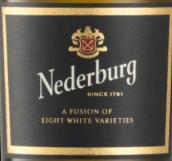 尼德堡酒庄独创混酿白葡萄酒(Nederburg Ingenuity White Blend, Western Cape, South Africa)