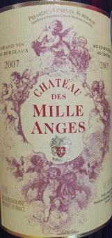 Chateau des Mille Anges,Graves,France