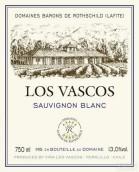巴斯克长相思干白葡萄酒(Los Vascos Sauvignon Blanc,Casablanca/Curico Valley,Chile)