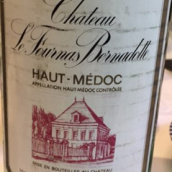 勒夫纳酒庄干红葡萄酒(Chateau Le Fournas Bernadotte,Haut-Medoc,France)