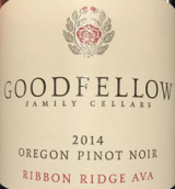 好伙伴之家丝带岭黑皮诺干红葡萄酒(Goodfellow Family Cellars Pinot Noir,Ribbon Ridge,USA)