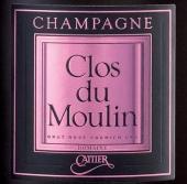 卡蒂埃穆林园极干型桃红起泡酒(一级园)(Champagne Cattier Clos du Moulin Premier Cru Brut Rose,...)