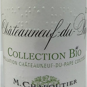 莎普蒂尔比奥特选干白葡萄酒(教皇新堡)(M.Chapoutier Collection Bio,Chateauneuf-du-Pape,France)