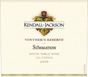 肯德-杰克逊酿酒师珍藏干白葡萄酒(Kendall Jackson Vintner's Reserve Summation White,California...)