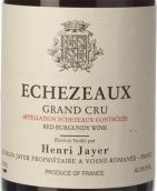 亨利·贾伊(依瑟索特级园)干红葡萄酒(Henri Jayer Echezeaux Grand Cru, Cote de Nuits, France)