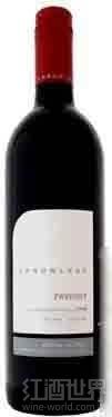 剑叶酒庄茨威格干红葡萄酒(Arrowleaf Zweigelt,Okanagan Valley,Canada)