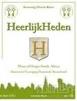 诗梦得赫利赫顿白诗南干白葡萄酒(Simonsig Heerlijkheden Chenin Blanc,South Africa)