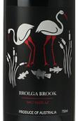 澳洲鹤布鲁克西拉干红葡萄酒(Brolga Brook Shiraz,Australia)