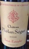 飞龙世家酒庄罗斯干红葡萄酒(Chateau Phelan Segur Le Rose,Saint-Estephe,France)