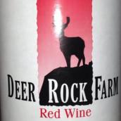 德尔夫斯白鹿岩半干红葡萄酒(DelFosse Deer Rock Red,Virginia,USA)