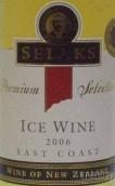 瑟勒斯酒庄优质精选冰酒(Selaks Premium Selection Ice Wine, East Coast, New Zealand)