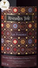 松鸡酒庄里韦萨特棕红甜葡萄酒(Domaine De La Perdrix Rivesaltes Tuile,Roussillon,France)