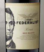 联邦派奥尼斯特混酿干红葡萄酒(The Federalist Honest Red Blend,California,USA)