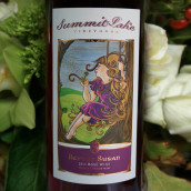 高峰湖布莱斯苏珊桃红葡萄酒(Summit Lake Vineyards Blythe Susan Rose,Howell Mountain,USA)