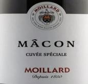 莫亚德特级珍藏干红葡萄酒(Moillard Cuvee Speciale, Macon, France)