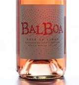 巴波亚峰景园歌海娜半干桃红葡萄酒(Balboa Winery Summit View Vineyard Rose of Grenache, Walla Walla Valley, USA)