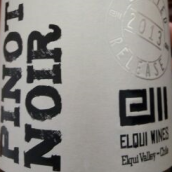 艾尔基酒庄黑皮诺干红葡萄酒(Elqui Wines Pinot Noir,Elqui Valley,Chile)