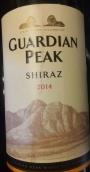 狮王之巅西拉干红葡萄酒(Guardian Peak Shiraz, Western Cape, South Africa)