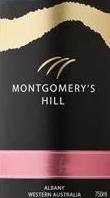 蒙哥马利山西拉干红葡萄酒(Montgomery's Hill Shiraz,Great Southern,Australia)