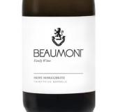 鲍蒙特玛格丽特希望干白葡萄酒(Beaumont Hope Marguerite,Walker Bay,South Africa)