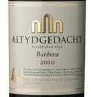 阿泰吉达巴贝拉红葡萄酒(Altydgedacht Barbera,Durbanville,South Africa)