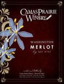 百合草原酒庄梅洛干红葡萄酒(Camas Prairie Merlot,Idaho,USA)